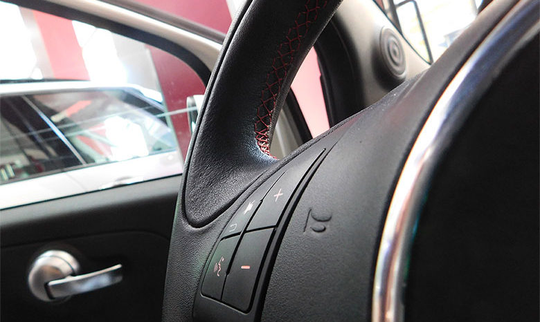 """Fiat 500 1.3 MJT 16V 95CV """"S"""" completo"""