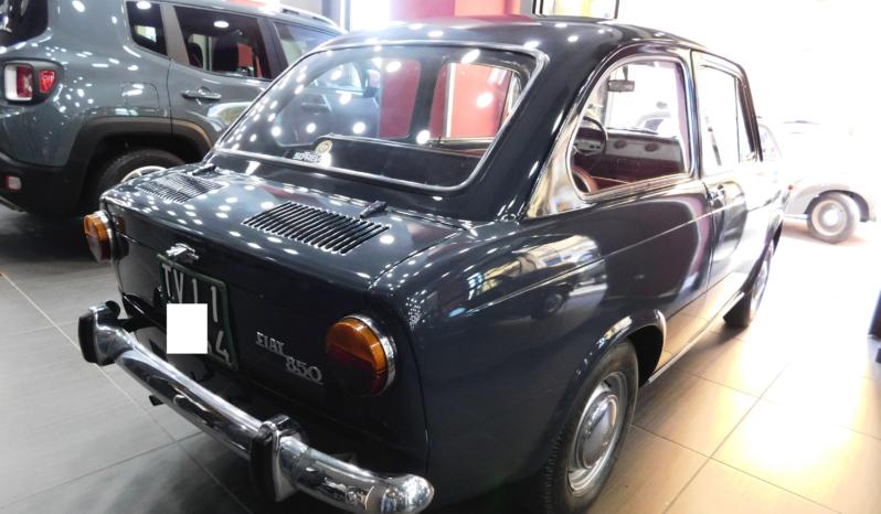 Fiat 850 S Berlina pieno