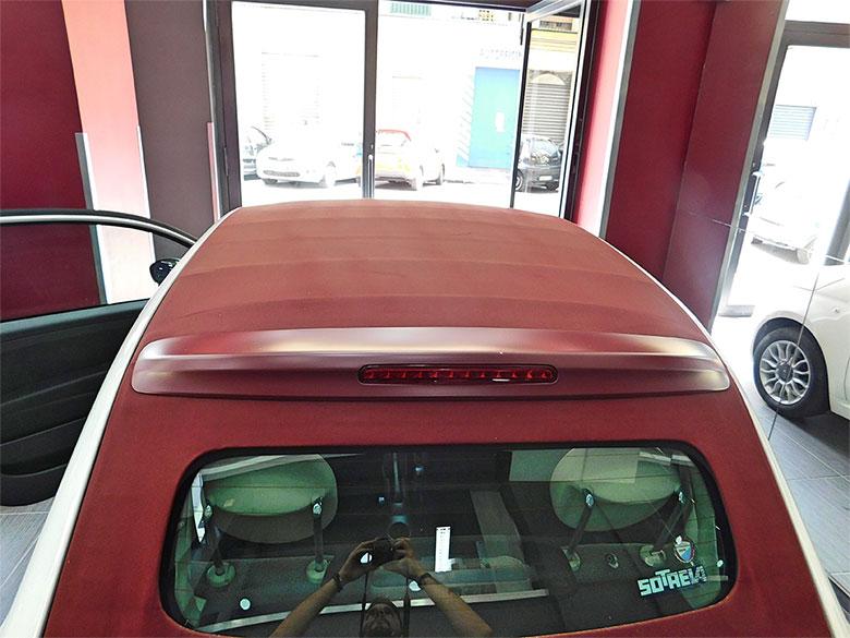 fiat 500c 1 2 lounge le migliori proposte tra le auto. Black Bedroom Furniture Sets. Home Design Ideas