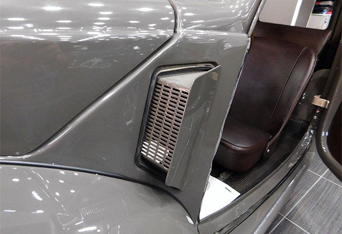 Fiat 500C Topolino Belvedere Giardiniera completo