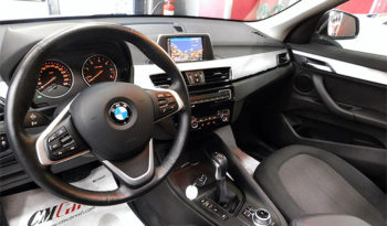 BMW X1 xDrive18d 150cv Steptronic Advantage Business completo