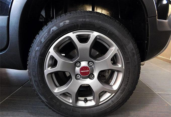 Fiat Panda Cross 1.3 MJT 95CV S&S 4×4 completo