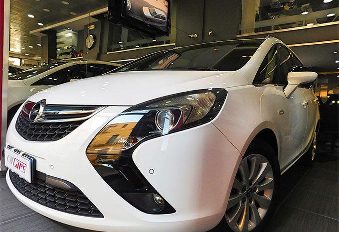 Opel Zafira Tourer 1.6 Turbo EcoMetano 150CV Cosmo completo