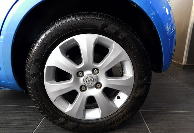 Opel Agila 1.2 16V 86CV Enjoy completo