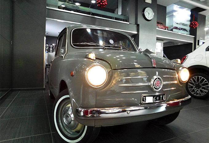 Fiat 600 Prima Serie pieno