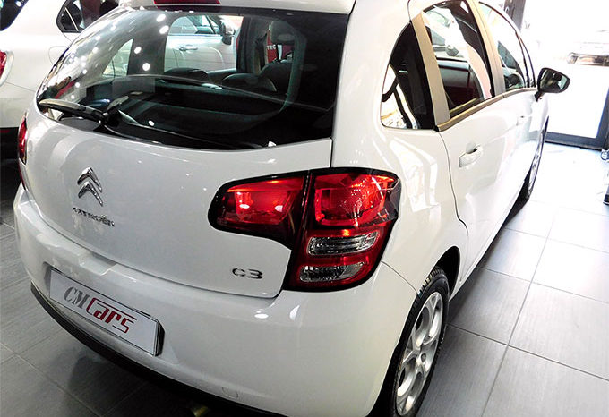 Citroen C3 1.4 HDi 70cv Seduction VisioDrive completo