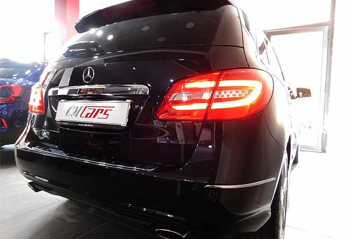 Mercedes-Benz B 180 CDI BlueEFFICIENCY Premium completo