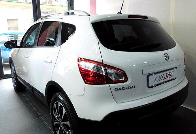 Nissan Qashqai 1.5 dCi 110cv n-tec 360° completo