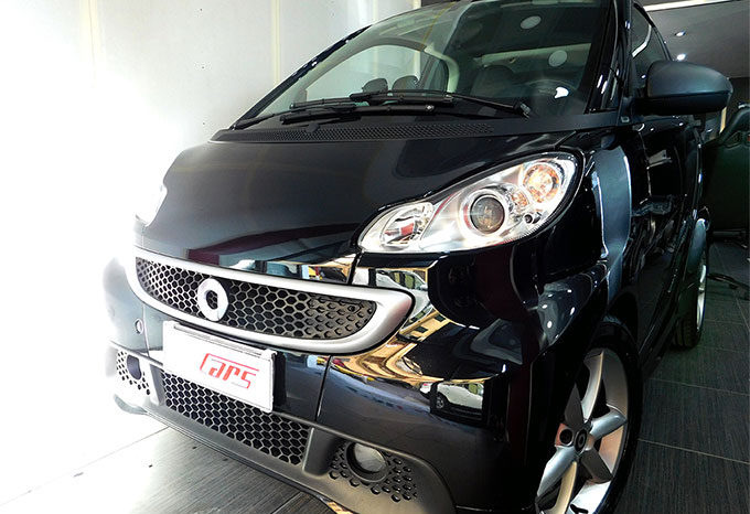 Smart ForTwo 1.0 52kW MHD Coupè Pulse completo