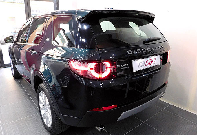 Land Rover Discovery Sport 2.2 SD4 190cv HSE Luxury Automatico completo