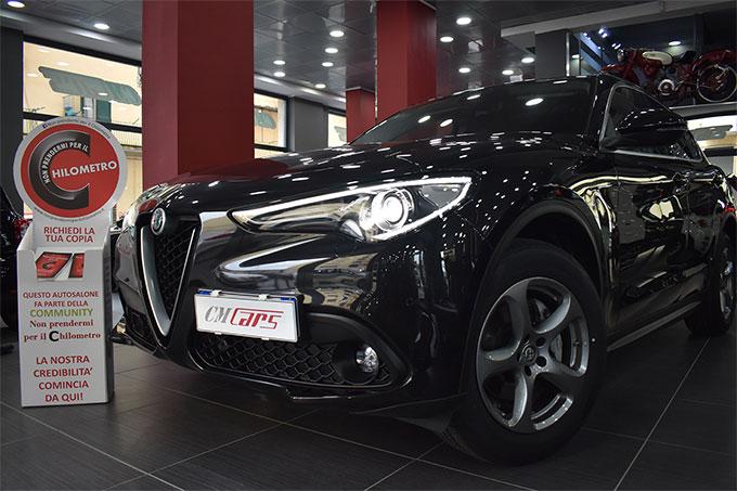 Alfa Romeo Stelvio 2.2 turbodiesel 210CV AT8 Q4 Executive completo