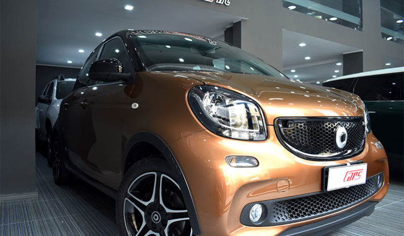 Smart ForFour 1.0 70cv Twinamic Urban completo