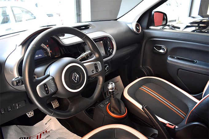 Renault Twingo Sport 900 TCe 110CV GPL Energy GT completo
