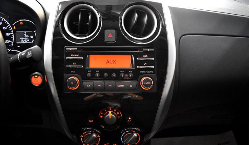 Nissan Note 1.5 dCi 90cv Tekna completo