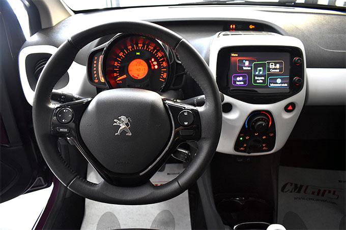 Peugeot 108 1.0 VTi 68cv 5p Allure completo