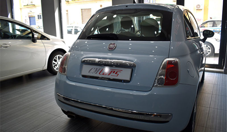 Fiat 500 1.3 MJT 75CV Lounge completo