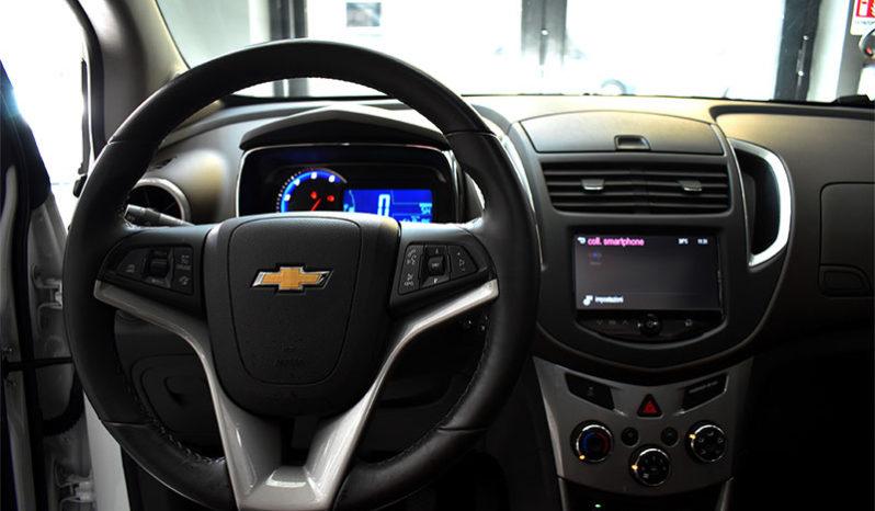 Chevrolet Trax 1.7 diesel 131cv AWD (4×4) LTZ completo