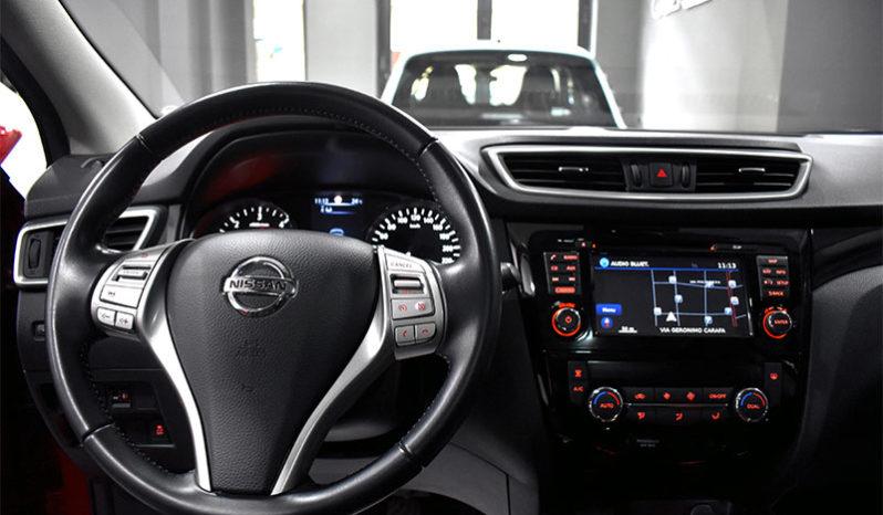Nissan Qashqai 1.5 dCi 110cv N-Connecta 360° completo