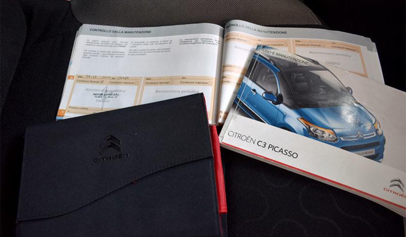 Citroen C3 Picasso 1.4 VTi 95cv Seduction completo