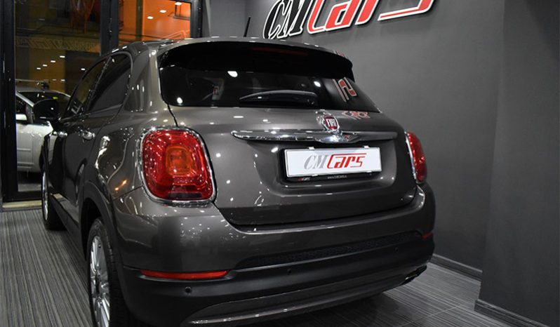 Fiat 500X 1.6 MJT 120CV DCT Lounge completo