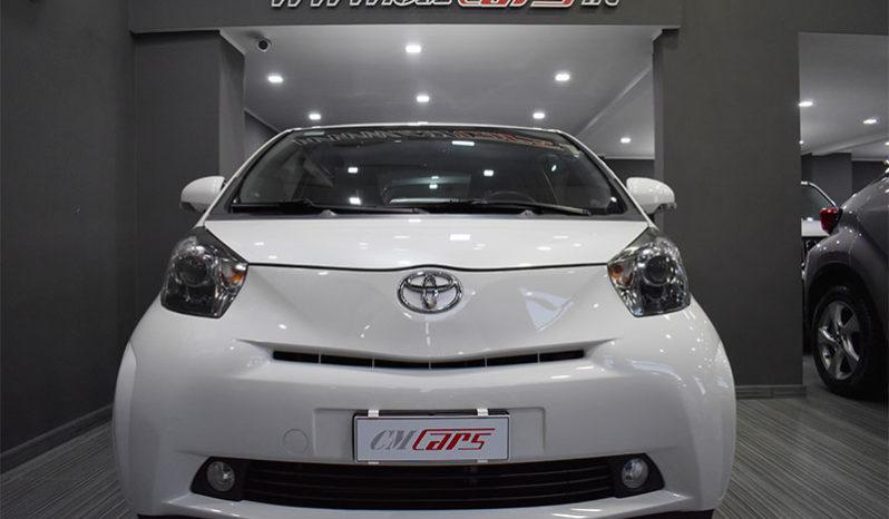 Toyota iQ 1.0 CVT Lounge completo