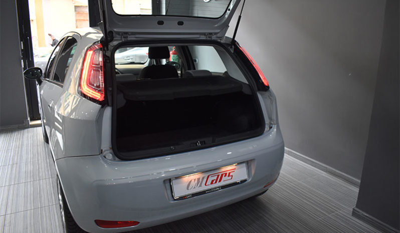 Fiat Punto 1.4 77cv 8V 5p Natural Power Metano Lounge completo
