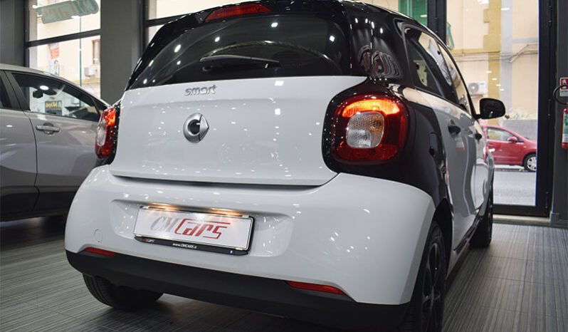 Smart ForFour 1.0 70cv Twinamic Youngster completo