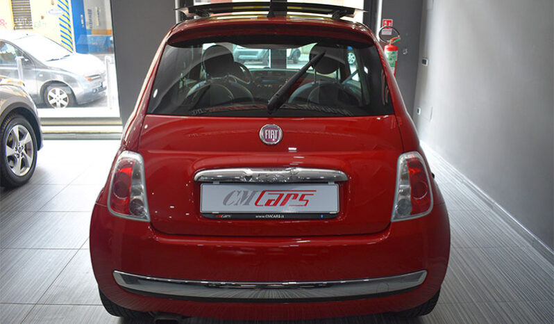 Fiat 500 1.3 MJT 95CV Sport completo