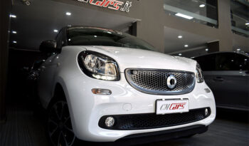 Smart ForFour 0.9 Turbo 90cv Twinamic Passion completo